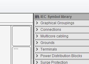 Working with IEC or IEEE symbols   SkyCAD